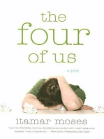 The Four of Us: A Play