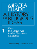 History of Religious Ideas, Volume 1