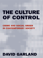 The Culture of Control