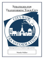 Strategies for Transforming Your City