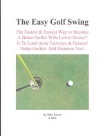 The Easy Golf Swing