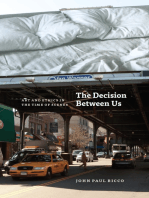 The Decision Between Us: Art and Ethics in the Time of Scenes