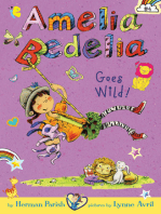 Amelia Bedelia Chapter Book #4
