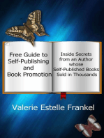 Free Guide to Self-Publishing and Book Promotion