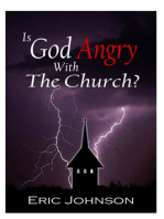 Is God Angry With The Church