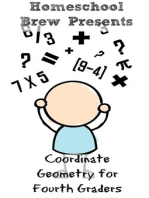Coordinate Geometry for Fourth Graders
