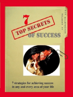 7 Top Secrets of Success