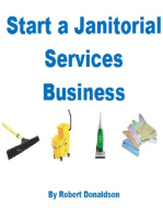Start a Janitorial Services Business