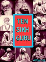 Ten Sikh Guru
