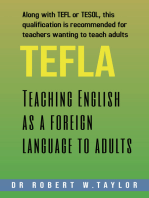 Teaching English as a Foreign Language to Adults
