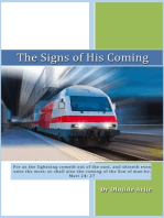 The Signs of His Coming