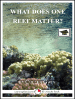 What Does One Reef Matter? A 15-Minute Book, Educational Version