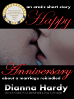 Happy Anniversary (An erotic short story about a marriage rekindled.)