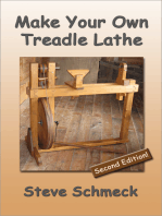 Make Your Own Treadle Lathe