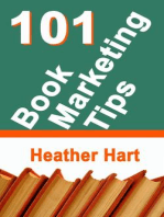 101 Book Marketing Tips
