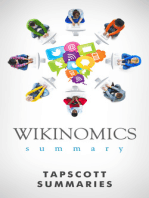 Wikinomics Summary