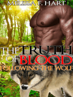 The Truth of Blood (Following the Wolf, Book 3) (Werewolf BBW Erotic Romance)