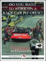 Do You Want to Work on a Race Car Pit Crew? Educational Version