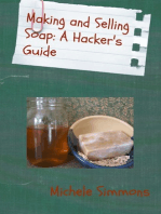 Making and Selling Soap