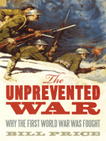 The Unprevented War