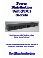 Power Distribution Unit (PDU) Secrets