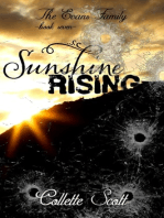 Sunshine Rising (The Evans Family, Book Seven)