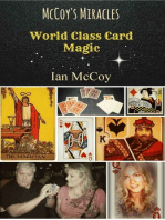 McCoy's Miracles: World Class Card Magic