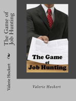 The Game of Job Hunting