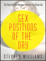 Sex Positions of The Day
