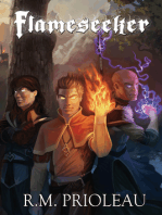 Flameseeker (The Pyromancer Trilogy, book 3)