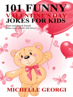 101 Valentine's Day Jokes For Kids