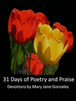 31 Days of Poetry and Praise