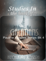 Studies in the Book of Galatians