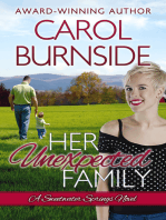 Her Unexpected Family (Sweetwater Springs Novel #2)