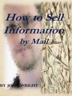 How to Sell Information by Mail