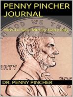 Penny Pincher Journal