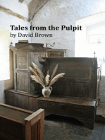 Tales from the Pulpit