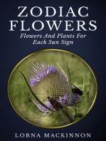 Zodiac Flowers