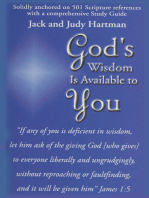 God's Wisdom is Available to You