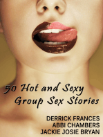 50 Hot and Sexy Group Sex Stories