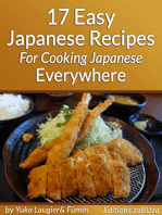 17 Easy Japanese Recipes For Cooking Japanese Everywhere