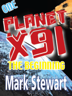 Planet X91 The Beginning