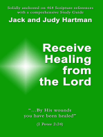 Receive Healing from the Lord