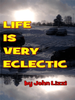 Life Is Very Eclectic