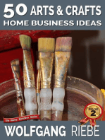 50 Arts & Crafts Home Business Ideas