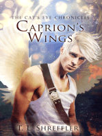 Caprion's Wings (The Cat's Eye Chronicles Novella)