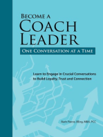Become a Coach Leader