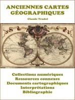 Anciennes cartes géographiques