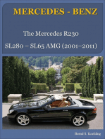 The Mercedes R230 SL