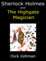 Sherlock Holmes and The Highgate Magician